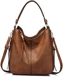 Amazon.com: <b>Handbags</b> for <b>Women Large</b> Designer Ladies Hobo ...