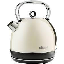 <b>Электрический чайник KITFORT</b> КТ-699 в Москве – купить по ...