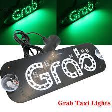 【Ready Stock】MJJC <b>12V Taxi</b> LED Advertising Sign Indicator <b>Light</b> ...