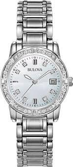 Наручные <b>часы Bulova 96W105</b> — купить в интернет-магазине ...