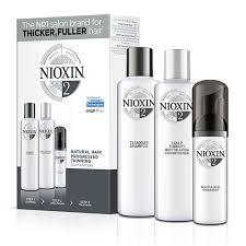 <b>NIOXIN Набор</b> для ухода за тонкими натуральными, заметно ...