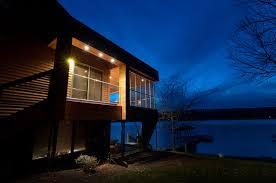 deck addition outdoor lighting lofted ceilings big flats custom contractors and loft bright ideas deck