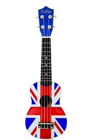 Belucci <b>XU21</b>-<b>11D Укулеле</b> Британский флаг — купить в ...