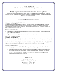 sample resume medical records clerk   cover letter examplesample resume medical records clerk records clerk resume sample remittance processing clerk resume sample