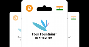 Buy Four Fountain Spa with Bitcoin or altcoins - Bitrefill