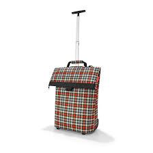 <b>reisenthel</b>® <b>trolley M</b> glencheck red (<b>trolley</b>, red)