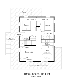 Two Bedroom House Plans In Kenya - Two bedroomed house plans