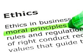 business ethics is it ethical to have a code of conduct without