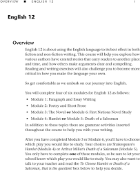 english overview so get comfortable as we embark on our reading and writing exercises will also challenge you to become more critical in how you make