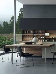 kitchen island integrated handles arthena varenna: light in the kitchen clippedonissuu from lacucinaitaliana giugno