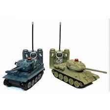 Купить <b>Радиоуправляемый танковый бой Huan</b> Qi Т34 и Tiger ...