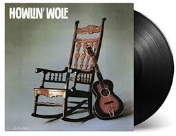 <b>Howlin</b>' <b>Wolf</b> LP: <b>Howlin</b>' <b>Wolf</b> (LP, <b>180g</b> Vinyl) - Bear Family Records