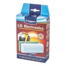 Комплект <b>фильтров Topperr FLG</b> 71 для пылесосов LG — купить в ...