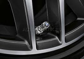 <b>Комплект</b> из 4-х <b>колпачков на ниппель</b> BMW Valve Stem Caps