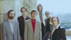 <b>Cage The Elephant</b> Process Grief With 'Social Cues' Album : NPR