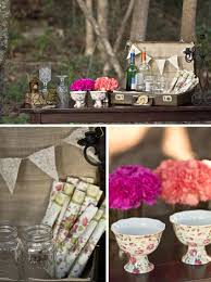 Inspiration: <b>Vintage</b> Tabletop   <b>Exquisite</b> Weddings