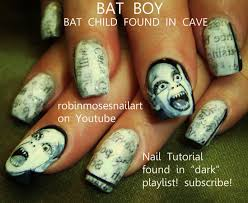 robin moses nail art american horror story coven nails american american horror story coven nails american horror story coven coven nails witch nails horror nails scary movie nails scary nails halloween