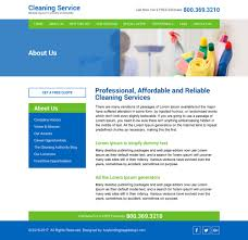 cleaning service company website cleaning services html cleaning service company website design template