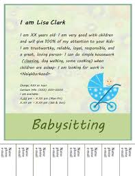 images about babysitting flyers on pinterest   babysitting        images about babysitting flyers on pinterest   babysitting flyers  flyers and babysitters