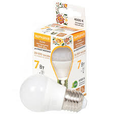 <b>Лампа светодиодная TDM</b> Electric Народная SQ0340-0189 7 Вт ...