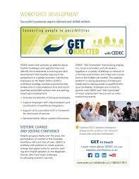 cedec annual report 2015 2016 cedec the report