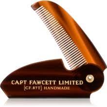 Captain Fawcett Accessories <b>складная расческа для усов</b>   notino.ru