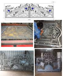 front gate design shipping
