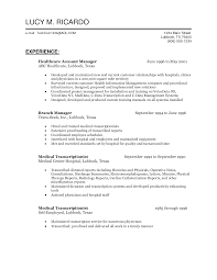 medical field resume templates cipanewsletter medical field resume samples 4 easy resume samples