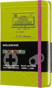<b>Блокнот Moleskine Limited Edition</b> Super Mario Pocket 90x140мм ...