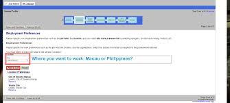 melco crown entertainment online job application juan macau mce6