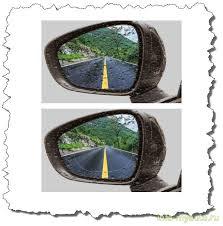 Защита <b>зеркал</b> от дождя