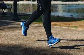 men sneaker running