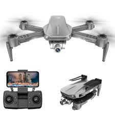 Lyzrc <b>l106 pro</b> 5g wifi fpv <b>gps</b> with 4k hd dual camera two-axis ...