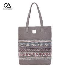 <b>Canvasartisan</b> Brand new canvas <b>women</b> handbags floral vintage ...