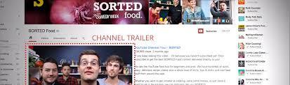Hook them with your channel trailer - YouTube