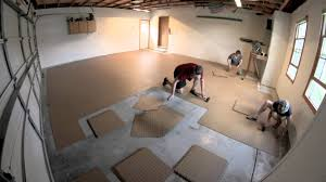 Image result for vinyl  garage  floor