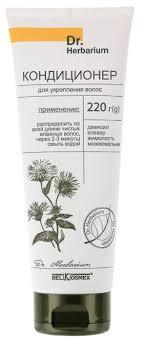 Belkosmex <b>кондиционер для волос Dr. Herbarium</b> Укрепление ...