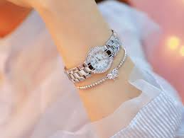 BS Diamond Small Watch Women <b>2018 High Quality Fashion</b> ...