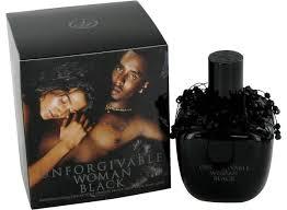 <b>Unforgivable Black</b> Perfume by <b>Sean John</b>