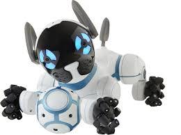 Купить <b>wow Wee</b> Собачка Чип (W0805) - <b>радиоуправляемый</b> ...