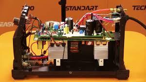 Видеообзор инвертора для аргонодуговой <b>сварки REAL</b> TIG 200 ...