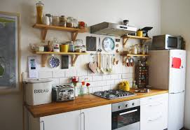 idea small kitchen storage