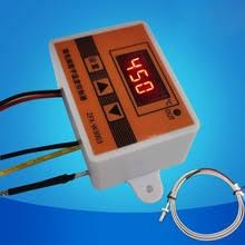 <b>12V 24V 220VAC</b> Digital LED Temperature Controller 3003 For ...