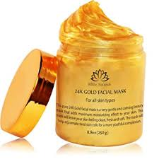 24K Gold Facial Mask By White Naturals ... - Amazon.com