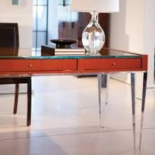 acrylic home office desks for a clearly fabulous work space penny farthing acrylics and desks acrylic office furniture home