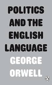 politics and the english language  wikipedia