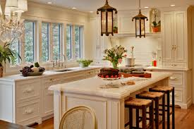 narrow kitchen small design fresh decorating home