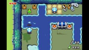 The Legend of Zelda: The Minish <b>Caps</b> dungeon design | <b>Boss</b> Keys ...