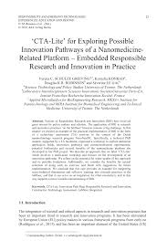 (PDF) 'CTA-<b>Lite</b>' for Exploring Possible Innovation Pathways of a ...