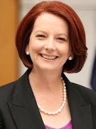 Julia Gillard is a former Prime Minister of Australia, and the first woman to hold that position. - 133918-julia-gillard
